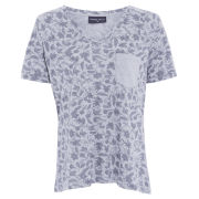 Damned Delux Women's Tequila T-Shirt - Grey