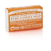 Dr. Bronner Organic Green Tea Castile Liquid Soap (473ml)