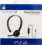 PS4 Mono Chat Headset