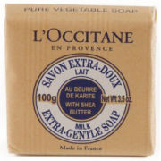 L'Occitane Shea Butter Soap - Milk (100g)
