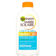 Ambre Solaire Light & Silky Milk SPF20 200ml