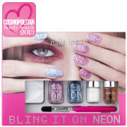 nails inc. Bling it On Neon