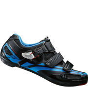 Shimano R107 SPD-SL Cycling Shoes - Black