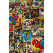 Marvel Spider-Man Comic Covers - Maxi Poster - 61 x 91.5cm