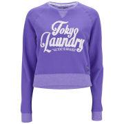 Tokyo Laundry Women's Sasha Sweatshirt - Purple