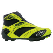 Northwave Men's Arctic Commuter Road GTX Boots - Fluorescent Yellow/Black
