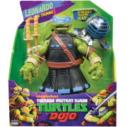 Teenage Mutant Ninja Turtles Dojo Leonardo in Training