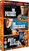 The Foreigner / The Patriot / Out of Reach