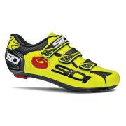 Sidi Logo Vernice Cycling Shoes - Yellow/Black