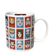 Hasbro Guess Who Mug