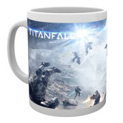 Titanfall GI Pilot Mug