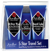 Jack Black Five Star Travel Set
