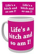 Life's A B*tch 0 - Mug