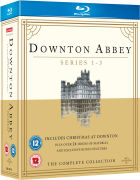 Downton Abbey - Series 1-3 and Christmas Special