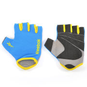 Reebok Fitness Gloves - Cyan