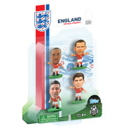 SoccerStarz - 4 Player Blister Packs