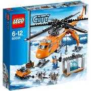 LEGO City: Arctic - Arctic Helicrane (60034)