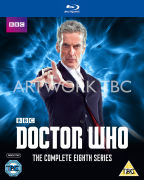 Doctor Who - Series 8 - Blu-ray - Adventure - Drama - Family - TV - New