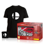 Super Smash Bros. for Nintendo 3DS Limited Edition Console Pack (T-Shirt Medium)