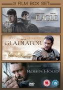 La Legión del Águila/ Gladiator/ Robin Hood
