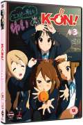 K-On! Volume 3 (Episodes 9-11)