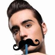 Moustache Straws