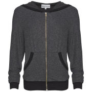 Wildfox Women's Party Colourfully Naked Hoody - Clean Black