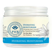 PHB Ethical Beauty Hydrating Moisturiser with Frankincense and Sandalwood