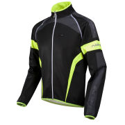 Nalini Red Label Spera Winter Jacket - Black/Yellow