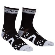 Compressport Pro Racing Socks - Bike - Black/White