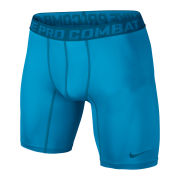 Nike Men's Core Compression 6 Inch Shorts 2.0 - Vivid Blue