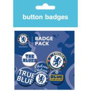 Chelsea Crests - Badge Pack