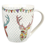 The Caravan Trail Stag Mug