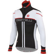 Castelli Free Jacket - Black/White