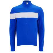 PBK Heritage Vernon Long Sleeve Roubaix Jersey - Blue