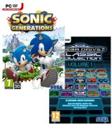 Sonic Generations with Sega Mega Drive Classic Collection: Volume 1