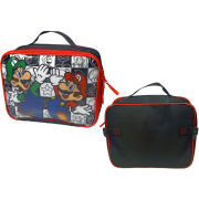 Nintendo Super Mario Bros. Mario And Luigi Lunch Bag