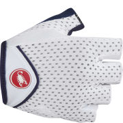 Castelli Women's Tesoro Gloves - White