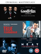 Criminal Masterclass - Goodfellas/Heat/True Romance