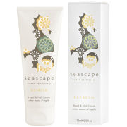 Seascape Island Apothecary Refresh Hand and Nail Cream (75ml)