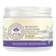 PHB Ethical Beauty Balancing Moisturiser with Organic Lavender and Geranium