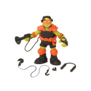 Teenage Mutant Ninja Turtles Action Figure - Stealth Tech Michelangelo