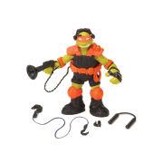 Teenage Mutant Ninja Turtles Action Figure - Stealth Tech Michelangelo