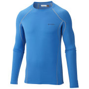 Columbia Men's Midweight Long Sleeve Baselayer Thermal Top - Hyper Blue