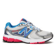 New Balance Women's Fitness 680v2 Trainers - White/Blue