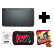 New Nintendo 3DS XL Pokemon Omega Ruby Steelbook Pack