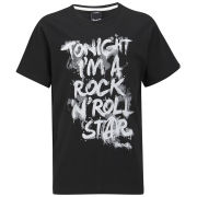 Bench Boys' Rockstar T-Shirt - Black