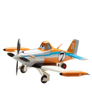 Planes - 1:24 R/C Driving 'Dusty' Plane