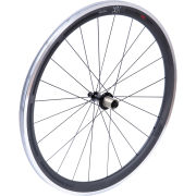 3T Wheels Accelero 40 Team Stealth Carbon/Aluminium Clincher Wheelset