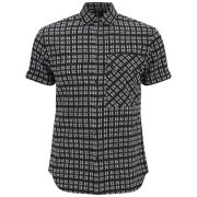 Marc by Marc Jacobs Men's Pasadena Plaid Shirt - Washed Ink